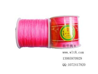 8000653--150米线材系列中国结线-粉红色