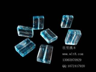 8000787--每包20个--手链水晶片
