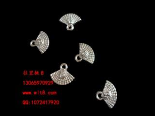 8205040--每包100个独饰源藏银古银--福扇