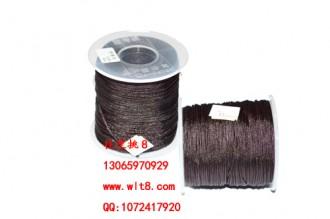8000953--100米线材系列中国结线--咖啡色